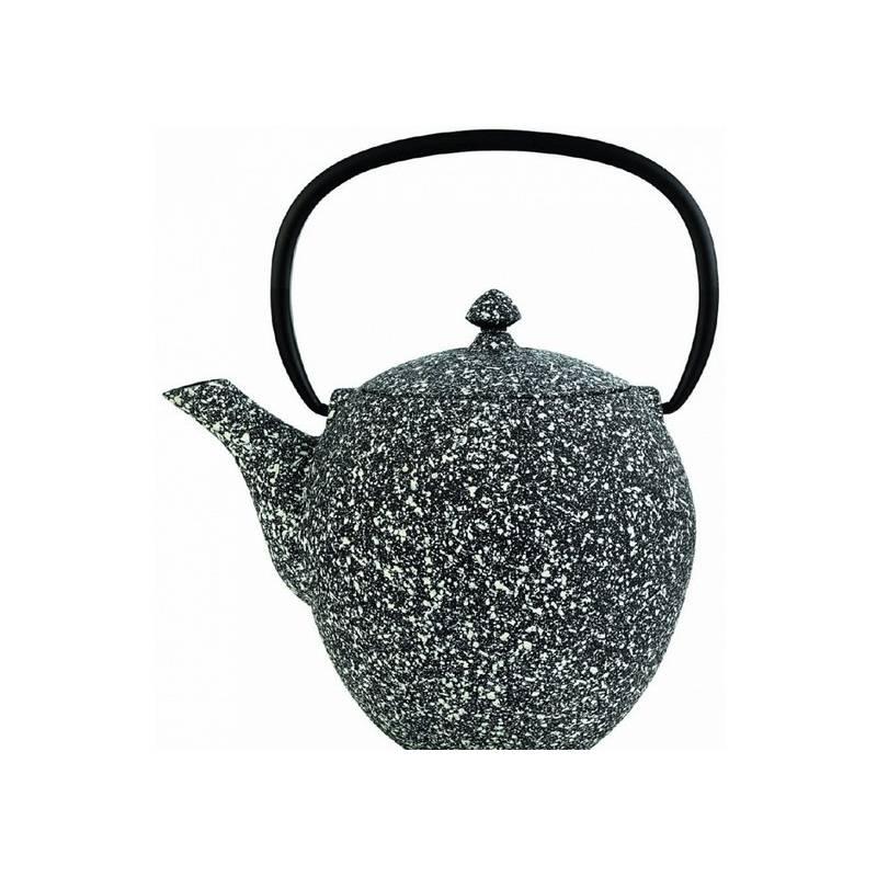 "Solidus ""Kinghoff"" arbatinukas iš ketaus su filtru 1l"
