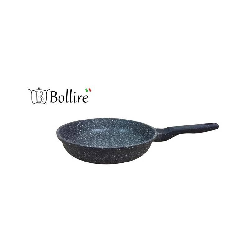 """Aliuminio lydinio+marmuro (akmens masė) """"Bollire"""" keptuvė 24/26/28 cm"""