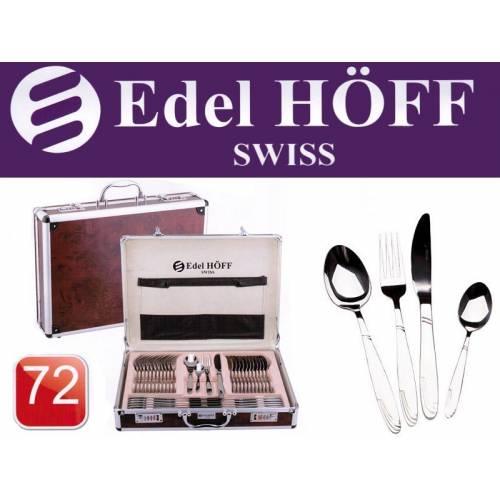 """72 dalių stalo įrankų rinkinį """"Edel Hoff Swiss"""""""