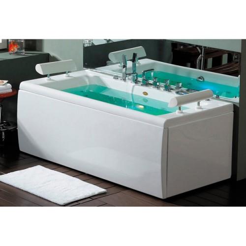 Masažinė vonia B1780-2 su hidromasažu 170cm
