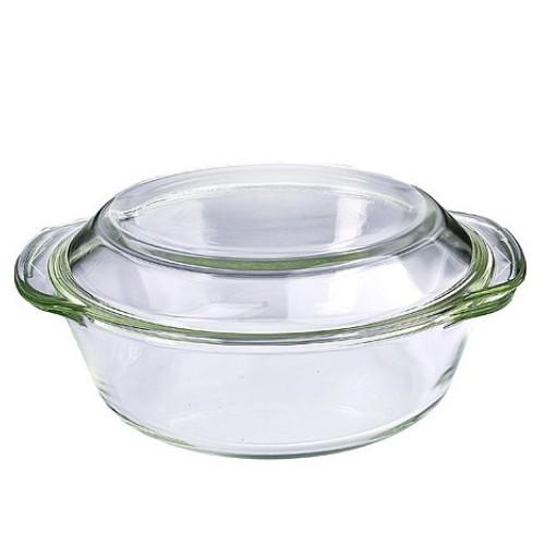 Stikline kepimo forma su dangčiu 2l