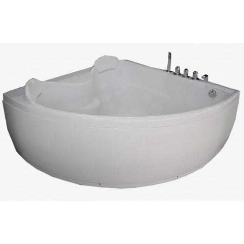 Akriline vonia B1515-2 be masažu Simple 1500X1500X680