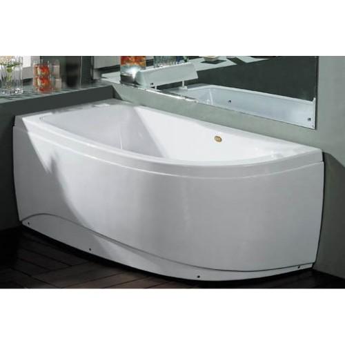 Akrilinė vonia B1680 kairine 170cm empty 1700x900x620