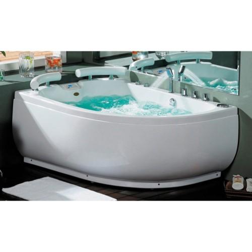 Masažine vonia B1510 kairine su su vandens ir oro masažu