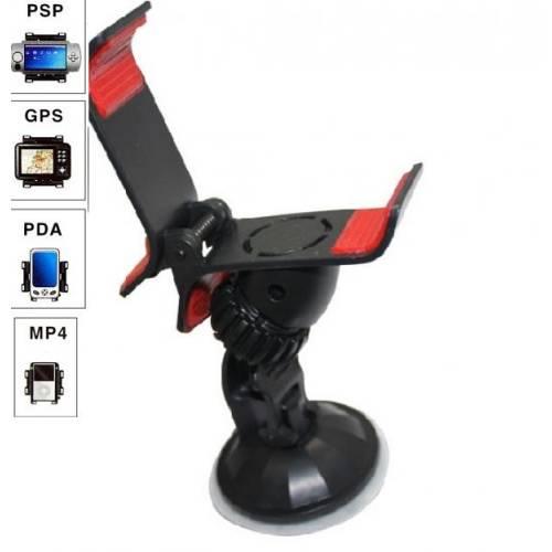 Universalus automobilinis laikiklis GPS/MP4/MOBILE/PDA/PSP