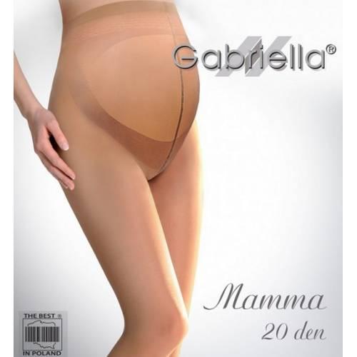 "Patogios ""Gabriela Mamma"" 20 den. pėdkelnės nečiosėms"