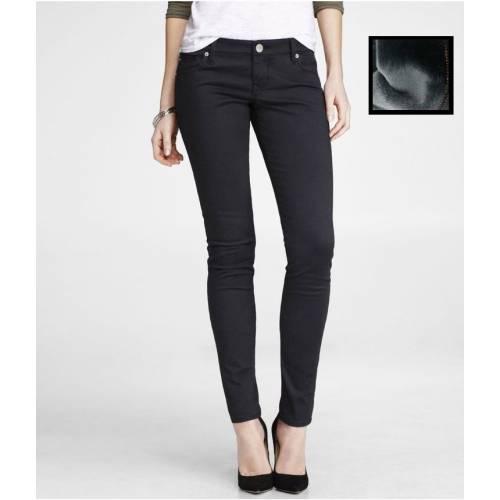 """Pašiltintos """"Goodies Jeans"""" džinsų imitacijos tamprės"""