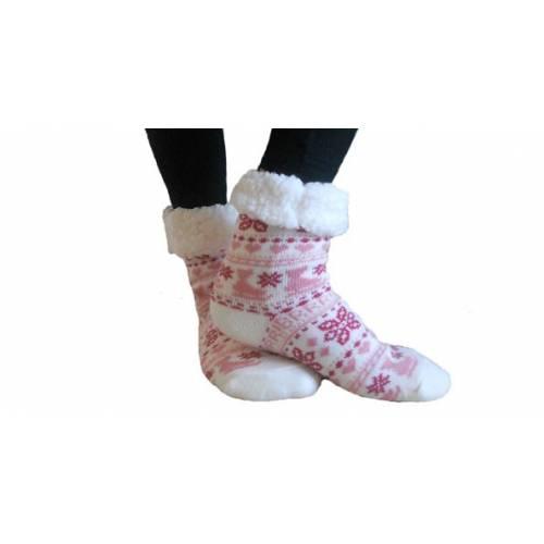 """Moteriškos """"Emi Ross"""" kojinės šlepetės"""